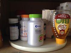 #Medicijnen en #vitamine's-#opgeruimd
