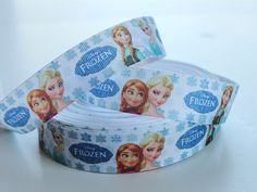 Hey, I found this really awesome Etsy listing at https://www.etsy.com/listing/185686123/ribbon-by-the-yard-frozen-style