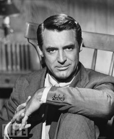 Cary Grant, most beautiful of all time?