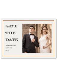 Simple Enchantment Save The Dates