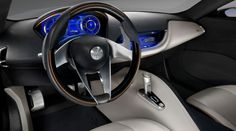2018 Maserati Alfieri interior