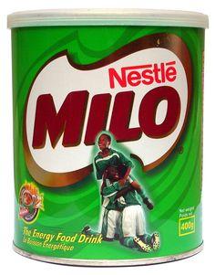 Nestle Milo - baie sodat dit dryf op melk