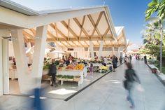 Market and fish market / Vodice, Croatia