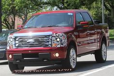 Spied! 2013 Ford F-150 Limited