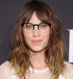 alexa chung eye glasses - Google Search