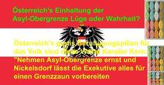 Österreich's Einhaltung der Asyl-Obergrenze Lüge oder Wahrheit?