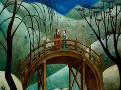 Los Amantes Mariposa by Benjamin Lacombe
