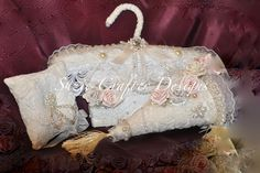Shabby is Chic Boutique DT-Wedding Bridal Ensemble Shabby Chic, Romantic Homes, Cottage Style, Vintage Decor, French Vintage, Bridal, Christmas Ornaments, Holiday Decor, Wedding