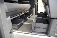 VW Volkswagen T5 Multivan Comfortline Panamericana Highline vides poches