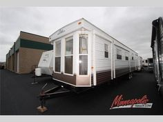 Check Out This 2003 Breckenridge Park 844SB3 Listing In Rogers MN 55374 On RVtrader Mobile HomeA