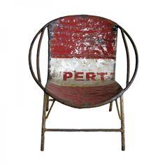 Fotel - unikatowe meble kolonialne, designerskie meble industrialne loft oraz vintage