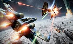 Star Wars announces online Attack Squadrons game