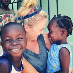Haiti -- half of my heart