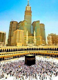 Nice place. Mecca Al mukarromah