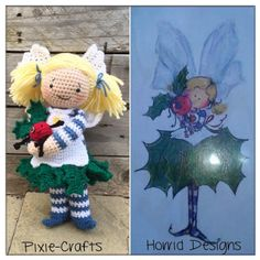 Pixie-Crafts • Hello!!  Today I have completed the latest...