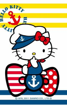 Sailor Hello Kitty!
