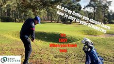 In order to play to your potential you need to play to your strengths…. Learn how now!! The post GG playing to strengths appeared first on FOGOLF.