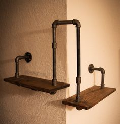 Pipe Shelf by SmokestackStudios on Etsy | Etsy