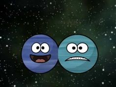CURIOUS MINDS WANT TO KNOW VIDEO: Why Isn't Pluto a Planet Any More? (3:30 min))