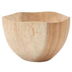 Natural Hand Carved Small Mortar Bowl