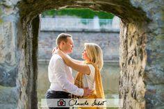 Love session, séance engagement, photographe, mariage, Le Mans, Sarthe, France, golden hour, heure dorée, shooting couple