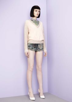 Antipodium Resort 2013 collection.