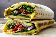 Grilled Zucchini Hummus Wrap | Tasty Kitchen: A Happy Recipe Community!