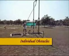 Group Test Individual Obstacles  http://www.ssbcentree.com/2014/04/individual-obstacles-io.html