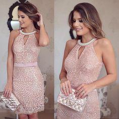 Pin de erika france em fashion me jurken, kanten jurk e gala Elegant Dresses, Sexy Dresses, Cute Dresses, Evening Dresses, Short Dresses, Prom Dresses, Formal Dresses, Dress Skirt, Dress Up