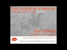 Don Quijote de la Mancha = Don Quixote