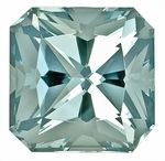 What a great buy!  This genuine Aquamarine gem displays brilliant light-light medium bright blue color. Phenomenal cut.NOTE  Aquamarine Gemstones are valued according to depth or saturation of color. Aquamarine gemstones should always be completely free of inclusions and this gem is faceted to the highest standards. When evaluating this Aquamarine Gem, the most important consideration of quality is the price per carat. The higher the price per carat, the better the saturation
