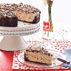 Malted Milk Ice Cream Pie | MyRecipes.com