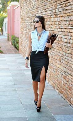 45 melhores imagens de VF Style   Fashion clothes, Ladies fashion e ... ba9c707439