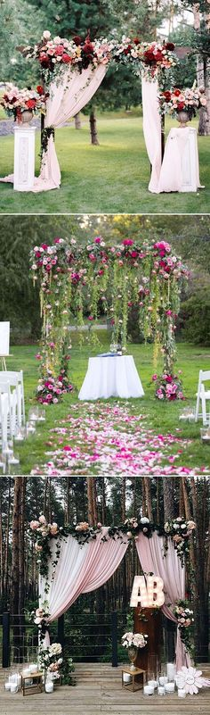 Wedding ceremony. Selecting a location for your wedding ceremony can be just as important as selecting the wedding reception venue.
