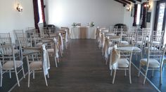 simply bows and chair covers newcastle living room chairs cheap 30 best chiavari decoration images on pinterest hessian lace dressed by the barn in southerndown