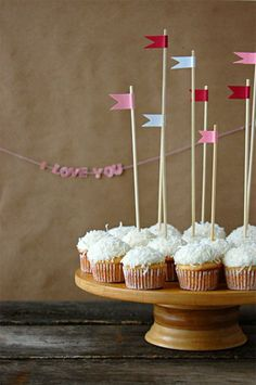 cute cupcake decor