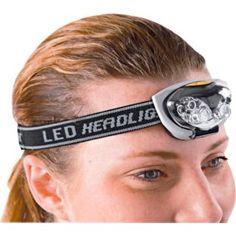 Uni-Com 3 LED Head Torch £5