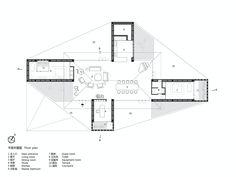 Idea 2896637: Courtyard Villa by ARCHSTUDIO in China