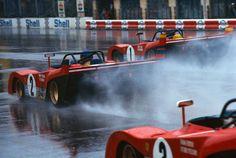 Ferrari´s Monza 1972