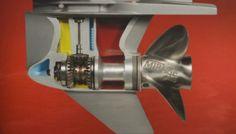 Mercury Verado 225 HP: Mercury 5.44-inch gear case for the Verado 225/250/300 HP outboard engines. Gear Case Durability.