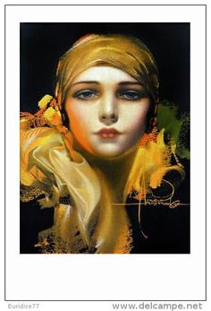 by Rolf Armstrong.                                                                                                                                                      More