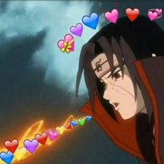 Find images and videos about anime, naruto and naruto shippuden on We Heart It - the app to get lost in what you love. Otaku Anime, Anime Naruto, Manga Anime, Itachi Uchiha, Anime Kawaii, Akatsuki, Funny Naruto Memes, Naruto Cute, Cute Love Memes