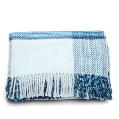 Jaspe Throw Blue, $56,  by Euromant from Spain !!