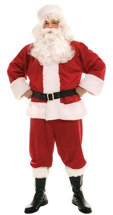 C'est bientôt le #Noëldescampeurs! Aux Ballons Messagers, on a des #barbes, #lunettes et #costumes de #PèreNoël à longueur d'année! http://www.lesballonsmessagers.com/costumes-et-accessoiresh