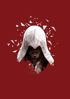 ezio is my favorite assasins creed character sorry if mispelled anything just tired Ezio, Assassin's Creed Black, All Assassin's Creed, Infamous Second Son, Assassins Creed Series, Iphone Wallpaper, Fantasy Art, Poster, Artwork