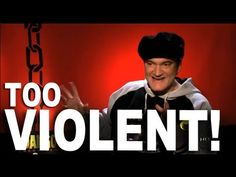 Quentin Tarantino on Violence, the 'N' Word, and Django Unchained.