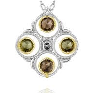 Tacori Sterling Silver Gemstone Necklaces