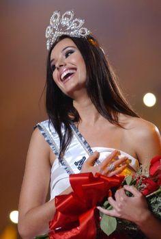 Miss Universo 2002.  Oxana Fedorova, Miss Rusia MISS UNIVERSE ORGANIZATION/AFP/GETTY