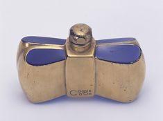 Coque D'Or perfume bottle. Guerlain. Often these'll go on eBay for hundreds of dollars.