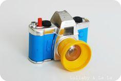 vintage toy camera
